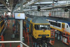 Railvoertuigen in de werkplaats (2011-6)