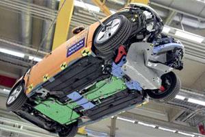 Autofabrikanten tonen toekomstige mobiliteit (2011-6)