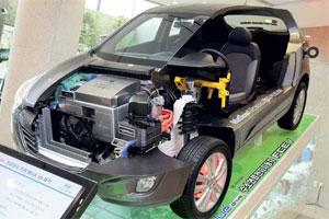 Brandstofcelauto staat kort voor massaproductie (2011-6)