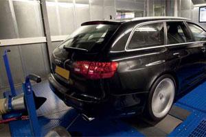 Diesel Büchli investeert in dynamische vermogensmeting (2011-6)