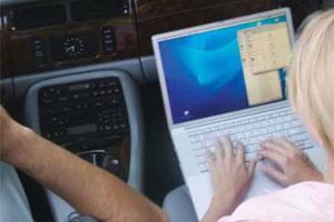 McAfee waarschuwt voor elektronische auto-inbraak