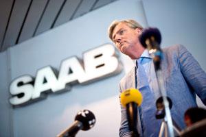 Saab krijgt bescherming tegen schuldeisers