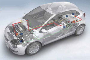 Bosch blikt in de autotoekomst (2011-7/8)
