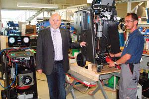 Op bezoek bij de airco-specialisten van WAECO (2011-7/8)