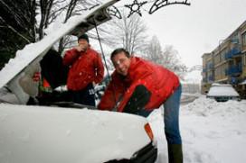 Auto's vaak niet gecontroleerd voor winter