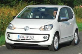 Volkswagen presenteert de Up (2011-9)