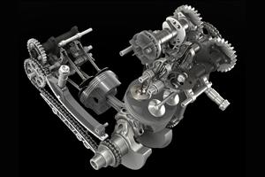Ducati pakt uit met 100 pk per cilinder