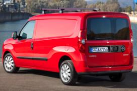 Nieuwe kleine bestelauto voor Opel