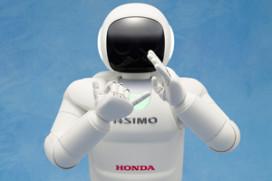 Honda maakt meer robottechnologie