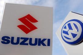 Suzuki wil bemiddeling in ruzie met VW