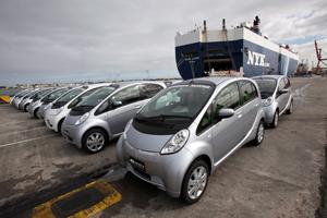 Suzuki wil krachten bundelen met Mitsubishi