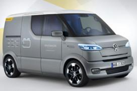 Et Elektrische Bestelauto Volgens Volkswagen