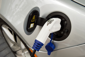 Amsterdam krijgt elektrisch 'tankstation