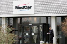 Werkonderbreking bij NedCar om onzekerheid
