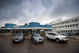 'Saab vraagt zelf om bankroet