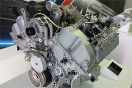 Technische primeurs in de nieuwe BMW M5 (2011-10)