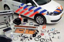 Honac Nederland maakt auto's sleutelklaar voor politie (2011-10)