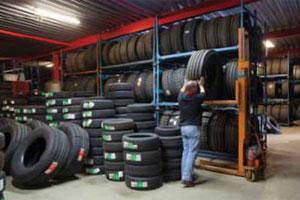 Duurzaam bandenservicebedrijf (2011-10)