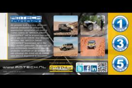 Zelf Dakar rijden met Amtech