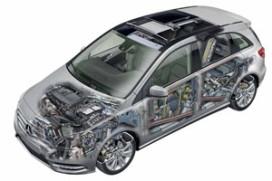 Nieuw concept voor Mercedes-Benz B-Klasse (2011-11)