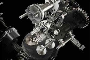 Ducati Panigale superbike met 100 pk per cilinder (2011-11)