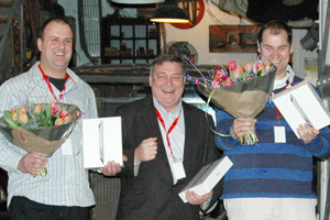 NGK e-learning-winnaars verdienen iPad 2
