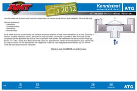 Doe mee aan de AMT ATG Kenniscompetitie 2012!