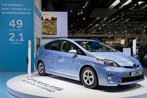 Plug-in Prius toont hoge prijs schoon rijden