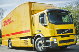 Volvo Trucks maakt winstsprong