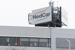 NedCar in zwaar weer