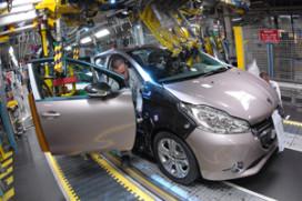 PSA Peugeot Citroën diep in het rood