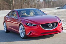 Nieuwe kunststof bumper bij Mazda