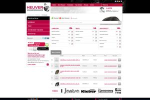 Webshop Heuver Bandengroothandel groeit door bonusshop