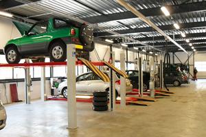 Slimme werkplaatsinrichting door Autec-VLT bij Auto Totaal Service Zeist