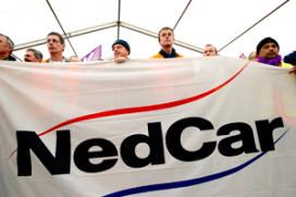 Onderhandelingen sociaal plan Nedcar ophanden