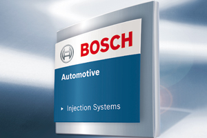 Nieuwe impuls voor Bosch Injection Systems