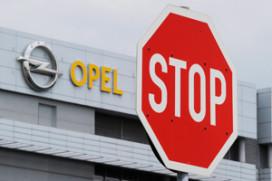 Nog geen duidelijkheid over sluiting Opel-fabrieken