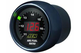 Wide Band AEM AFR-meter meet lucht/brandstofverhouding