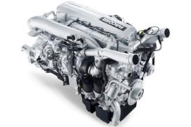 DAF presenteert Euro 6 MX-motor