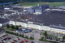 Productie carosseriedelen Saab wordt hervat