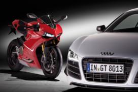 Audi neemt Ducati over