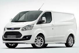 Nieuwe Ford Transit Custom op komst