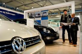 Volkswagen heeft geen last van crisis