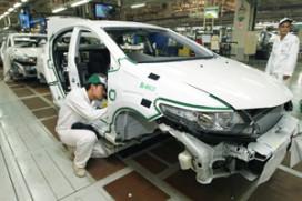 Honda en Mazda zien lichtpuntjes