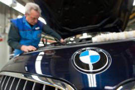 Sterk eerste kwartaal voor BMW