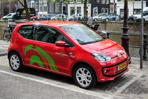 Pon neemt belang in Greenwheels
