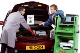 ARN en Innovam training voor demontage elektrische auto's