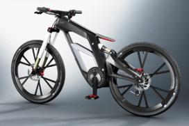 Audi toont e-bike, smart brengt e-scooter