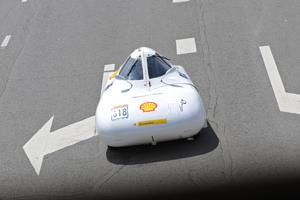 Shell Eco-marathon een Nederlands succes
