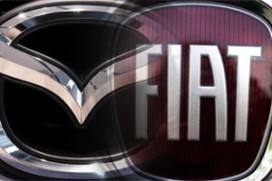 'Mazda en Fiat overwegen samenwerking
